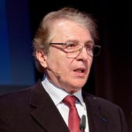 Francois Thiébaud, president of the Swiss Exhibitors Committee