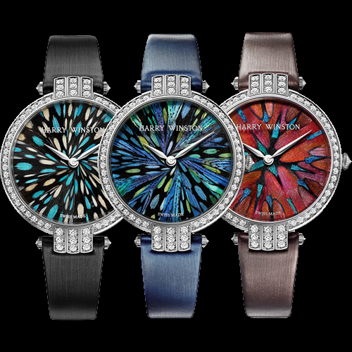 Swatch Group plans to expand Harry Winston's watch segment