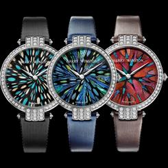 Swatch Group anticipates Harry Winston's watch segment to become a larger part of its brand portfolio