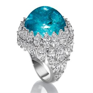 Harry Winston Paraiba ring