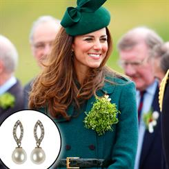The jewellers supplied four pieces for the Duchess of Cambridge to wear on the royal tour