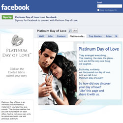Platinum Guild launches Facebook initiative - Jeweller