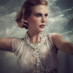 Nicole Kidman wears Cartier jewellery in the new Grace Kelly movie
