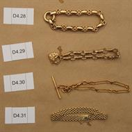 Police hope that the stolen jewellery will be recognised and claimed by their rightful owners