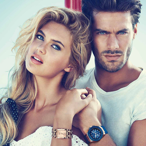Image courtesy: Guess Watches, Blue Print range