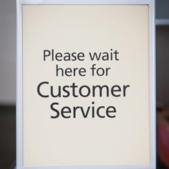 Customer service is no longer enough in this market