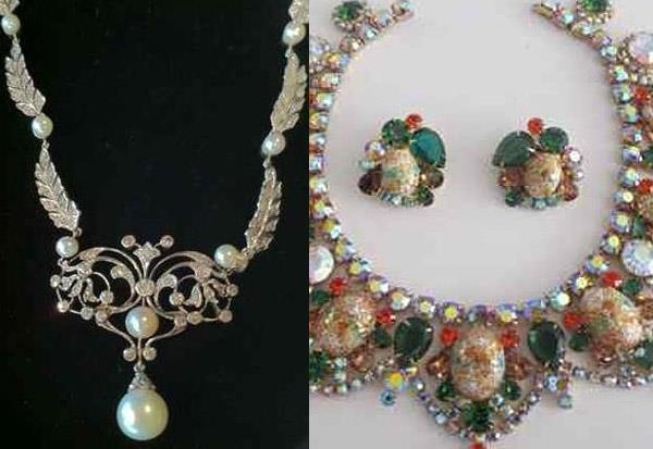 Stolen jewellery. Image: Victoria Police