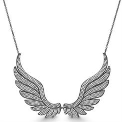 Story Jewellery's Angel Wings necklace