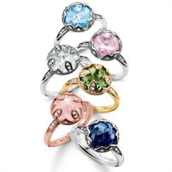 Thomas Sabo's autumn/winter 2014 ring collection