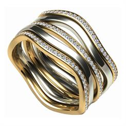 TWM Co's Curvilinear ring