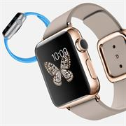 The Apple Watch was seen as a threat by some in the jewellery industry