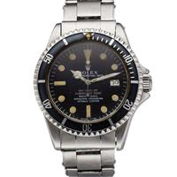 The rare Rolex Sea-Dweller watch once belonged to Philippe Cousteau