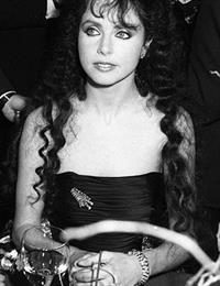 Sarah Brightman, the current owner of the Cartier Tiger collection