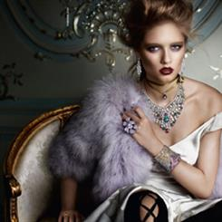 Three simple tips to help sell high-end jewellery. Image courtesy: Faberge