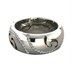 TWM Co's personalised ring