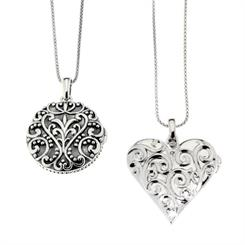 Ellani Collections' new floral-inspired pendants