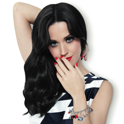 Katy Perry, the face of Thomas Sabo