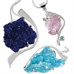 Blue Turtles' latest additions to its 'Raw Crystal' collection