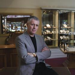 Australian Diamond Expert, Garry Holloway