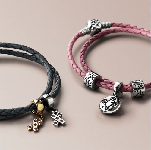Pandora supports the 'Breast Cancer Foundation' and releases jewellery to back the cause