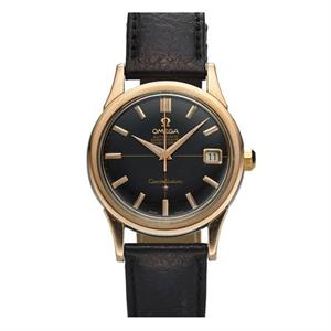 The Omega wristwatch sold for more than $45,000