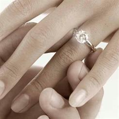 Brides-to-be are deeply involved now when purchasing their engagement ring