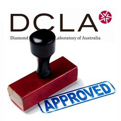 DCLA has again been added to the JAA's list of endorsed diamond grading laboratories