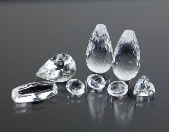 Image result for colourless gemstones