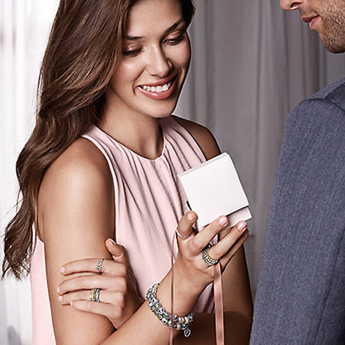 Pandora's new retail strategy does not involve the three jewellery buying groups