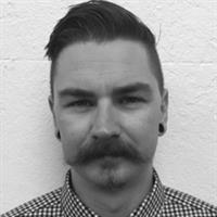 Rhys Turner, jewellery designer and JAA award winner