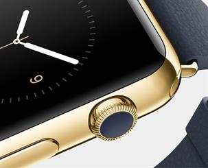 Apple is reportedly increasing security ahead of the release of its 18-carat gold smartwatch