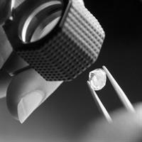 Valuers can never be 100 per cent sure of a diamond's quality unless it is examined as an unset stone. Image courtesy: Jewelry Appraisal Denver