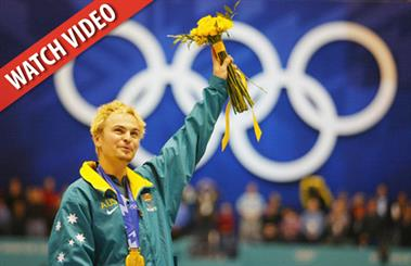 Olympic gold medallist Steven Bradbury will be educating jewellery retailers on how to motivate staff at the Gold Coast jewellery fair