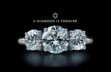 Retail stockists for De Beers' diamond jewellery range, Forevermark, have increased 20 per cent