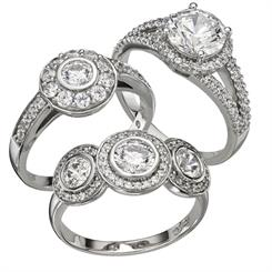 EverGem's new range of rings, ideal for any occasion