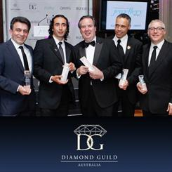 This year's five winners from L-R: Nicholas Theocari; Levon Arzumanian; Robert Musson; Gary Thyregod; Berj Ohanessian