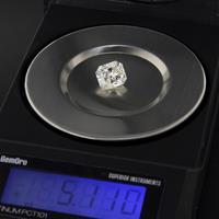 New Diamond Technology has created a 5.11-carat synthetic diamond