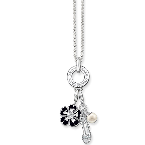 New from Thomas Sabo, the Pearls for Girls range