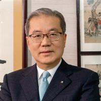 Lawrence Ma, DFHK founding president and chairman