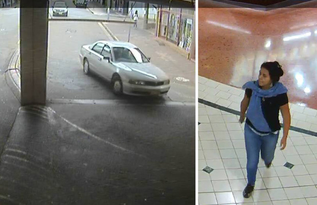 The thieves reportedly escaped in a getaway car. Image courtesy: NSW Police