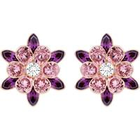 Cinderella collection, flower earrings
