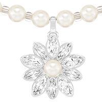 Cinderella collection, flower pendant