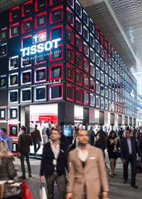Tissot launched a smartwatch prototype