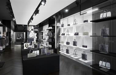 Karl Lagerfeld stores are at the forefront of creating great in-store experiences