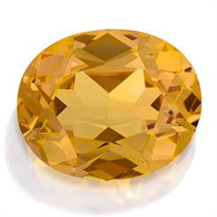 The Willows sapphire could be the largest natural yellow sapphire to be auctioned in Australia