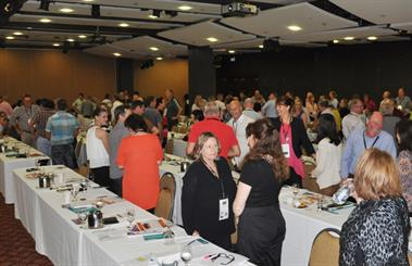 The Nationwide conference was attended by 180 members representing 101 retail stores