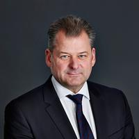 Paul Rowley, De Beers Global Sightholder Sales executive vice president
