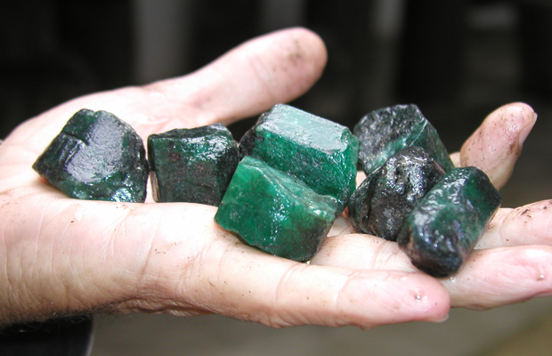 The supply agreement is said to provide access to emeralds of a much higher quality than what is typically available