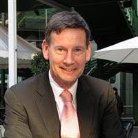 James Courage, outgoing Platinum Guild International CEO