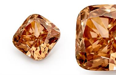 Australian Chocolate Diamonds' 5.03-carat diamond